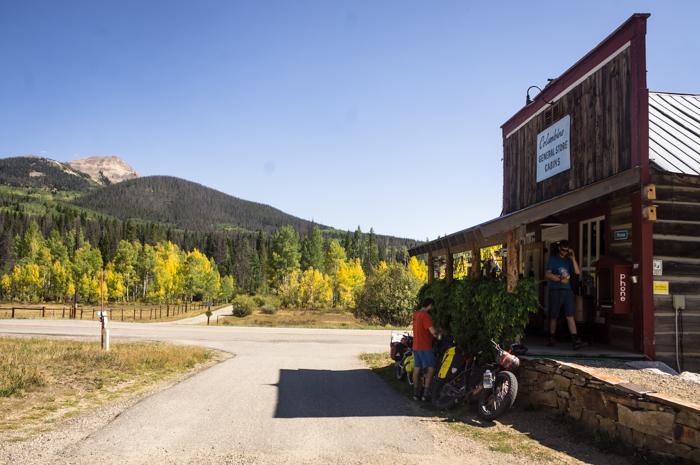 Columbine, CO and Hahn's Peak