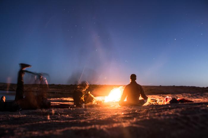 Antelope Reservoir Campfire