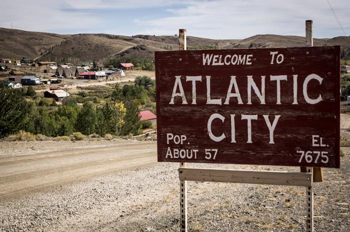 Atlantic City... Not a Booming Metropolis