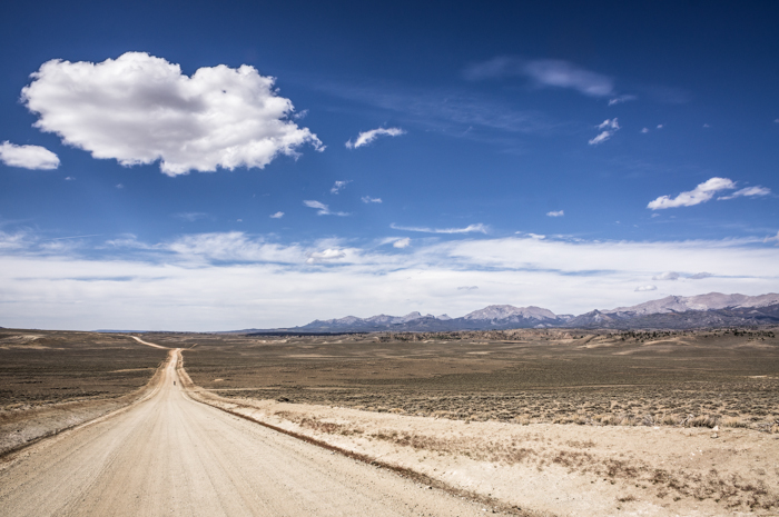 Beautiful Wyoming Roads