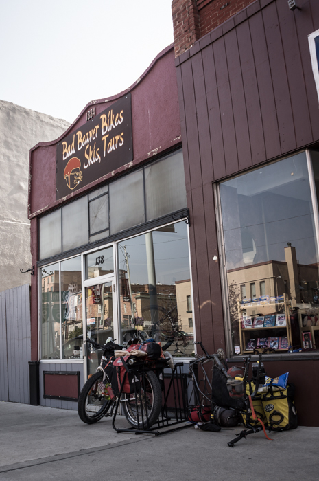 Bad Beaver Bikes, Butte, MT