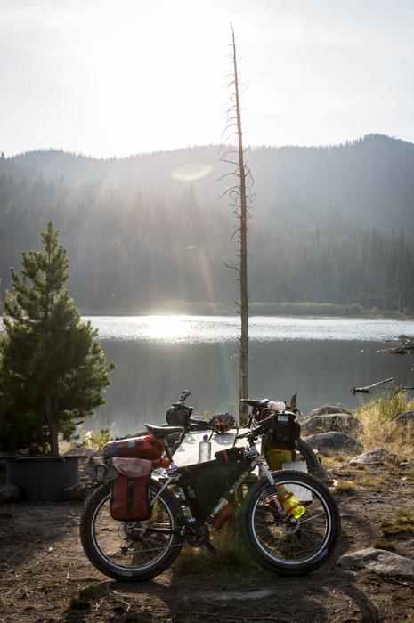 Park Lake, MT