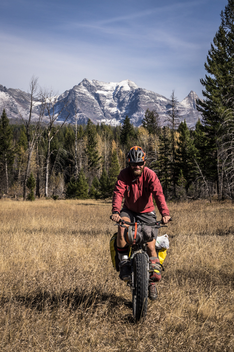 Dave and Glacier National Park