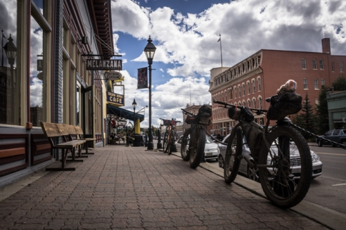 Restocking in Leadville