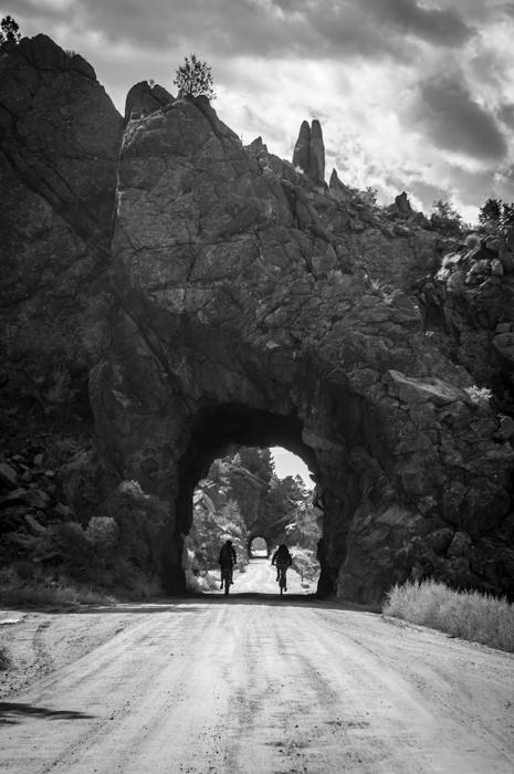 Tunnels into Buena Vista