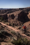 Cliffside Singletrack of Porcupine Rim