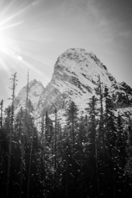 Liberty Bell Mountain NCNP