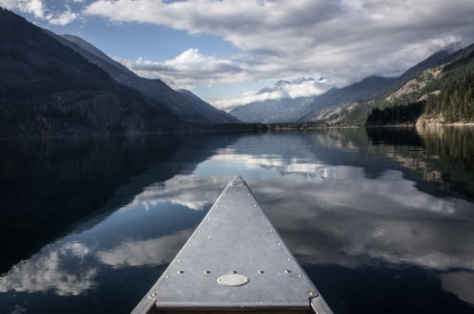 Serene Waters Near Stehekin