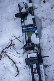 McGyver's Take on a Ski