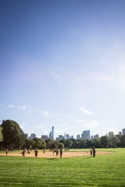 Central Park in September