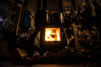 The Little Wood Stove that Could