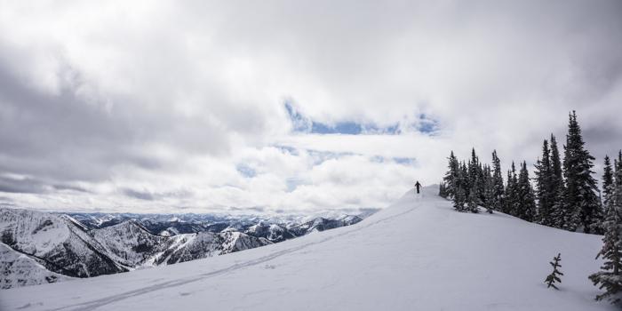 The Puma Ridge Walking